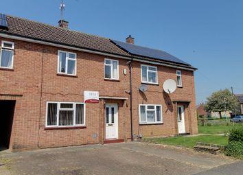 Thumbnail 3 bedroom terraced house to rent in Hallfields Lane, Gunthorpe, Peterborough