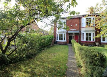 Thumbnail 3 bedroom terraced house for sale in Haxby Road, York