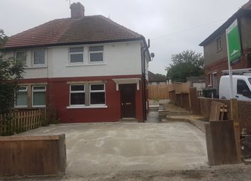 Thumbnail 3 bed semi-detached house to rent in Malham Avenue, Bradford
