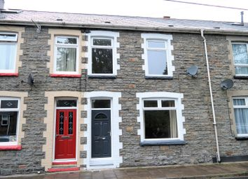Thumbnail 3 bed terraced house for sale in Gladstone Street, Aberaman, Aberdare
