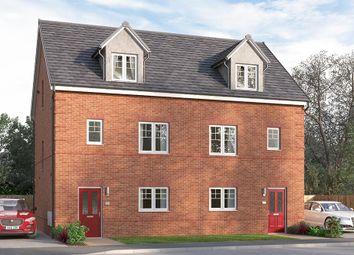 "Thumbnail 4 bed property for sale in ""The Ulbridge"" at Heath Lane, Earl Shilton, Leicester"