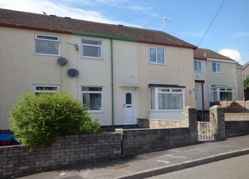 Thumbnail 2 bed terraced house for sale in Stad Ty Croes, Llanfairpwllgwyngyll, Anglesey, North Wales