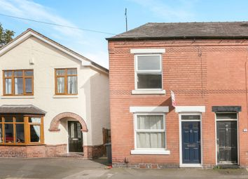Thumbnail 3 bed end terrace house for sale in Albert Road, Kidderminster