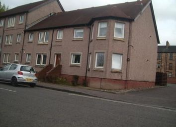 Thumbnail 1 bed flat to rent in 134 Wallace Street, Falkirk