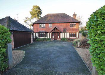 Thumbnail 5 bed detached house for sale in Monkmead Lane, West Chiltington, Pulborough