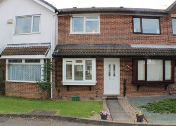 Thumbnail 2 bed town house for sale in Fircroft Drive, Hucknall, Nottingham