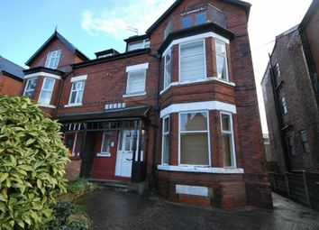 Thumbnail 1 bed flat to rent in Egerton Road North, Chorlton Cum Hardy, Manchester