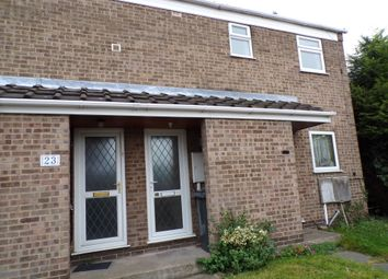 Thumbnail 1 bed flat to rent in The Covert, Spondon, Derby
