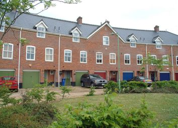 Thumbnail 4 bedroom town house to rent in Snowdrop Close, Bury St. Edmunds