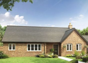 Thumbnail 3 bed detached bungalow for sale in Armscote Road, Newbold-On-Stour, Warwickshire