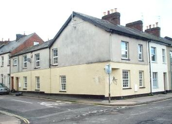 Thumbnail 2 bed maisonette to rent in Clifton Road, Newtown, Exeter