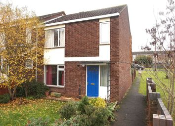 Thumbnail 3 bed end terrace house for sale in Laurel Close, Taunton
