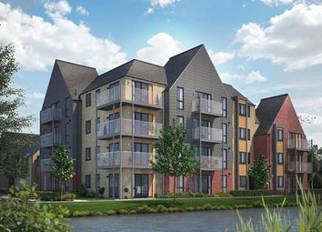 Thumbnail 1 bed flat for sale in River View, Bishop's Stortford