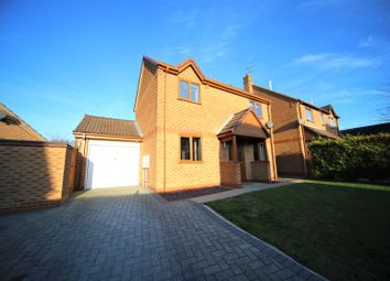 Thumbnail 3 bed detached house for sale in Byfield Close, Oakwood, Derby