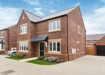 Thumbnail 4 bed detached house for sale in Goldman Drive, Upper Heyford