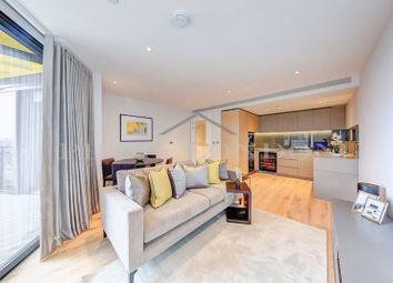Thumbnail 2 bed flat for sale in Three Riverlight Quay, Vauxhall, London