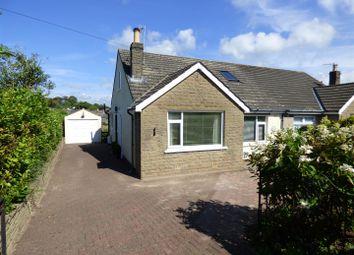 Thumbnail 3 bed semi-detached bungalow for sale in Warren Drive, Slyne, Lancaster