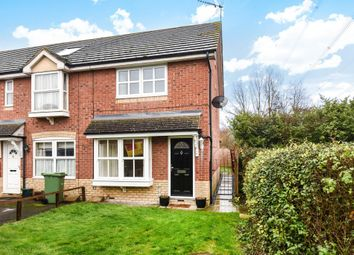 Thumbnail 2 bed end terrace house to rent in Didcot, Oxfordshire