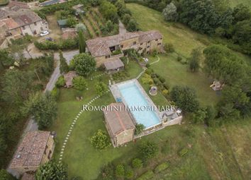 Thumbnail 9 bed villa for sale in Bucine, Tuscany, Italy