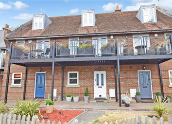 Thumbnail 3 bed town house for sale in Wheelwrights Close, Arundel, West Sussex