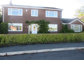 Thumbnail 4 bed detached house for sale in Nantlais, Minera, Wrexham
