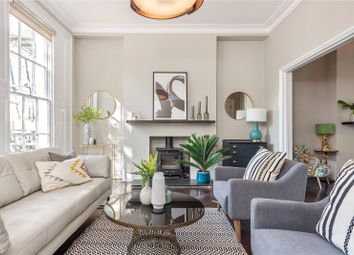 Thumbnail 5 bed terraced house for sale in Thornhill Crescent, Islington, London