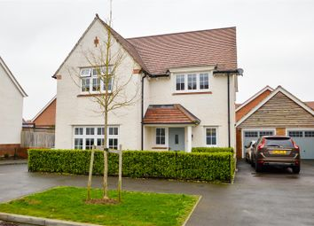 4 bed detached house for sale in Limeburners Drive, Halling, Rochester ME2
