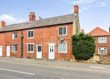 Thumbnail 3 bedroom end terrace house for sale in Wood Street, Ashby-De-La-Zouch