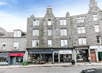 Thumbnail 3 bed flat to rent in 179C Rosemount Place, Aberdeen