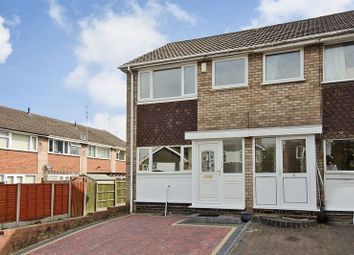 Thumbnail 3 bed terraced house for sale in Tibberton Close, Wolverhampton