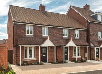 "Thumbnail 3 bedroom semi-detached house for sale in ""Oakfield"" at Broughton Crossing, Broughton, Aylesbury"