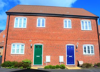 Thumbnail Semi-detached house to rent in Mead Way, Shaftesbury