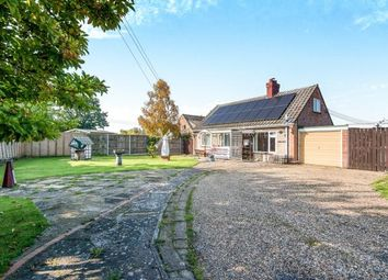 Thumbnail 3 bed bungalow for sale in Flordon, Norwich, Norfolk