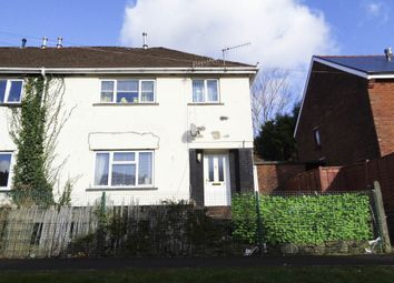 Thumbnail 3 bed semi-detached house for sale in Heol Orchwy, Treorchy