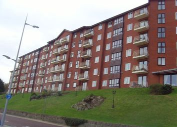 Thumbnail 2 bed flat to rent in Marine Road, Colwyn Bay