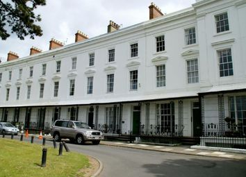 Thumbnail 1 bedroom flat to rent in Lansdowne Crescent, Willes Road, Leamington Spa