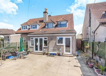 Thumbnail 3 bed semi-detached house for sale in Ridgeway Avenue, Weston-Super-Mare