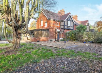 Thumbnail 2 bed end terrace house for sale in Dowlands Lane, Copthorne, Crawley
