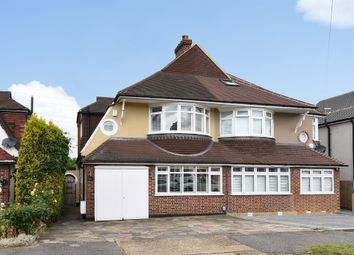 Thumbnail 3 bed semi-detached house for sale in Riverview Road, Ewell, Epsom