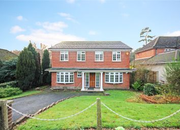 Thumbnail 4 bed detached house for sale in Fairmeadside, Loughton