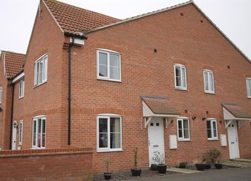 Thumbnail 2 bedroom terraced house for sale in Derek Vivian Close, Pocklington, York