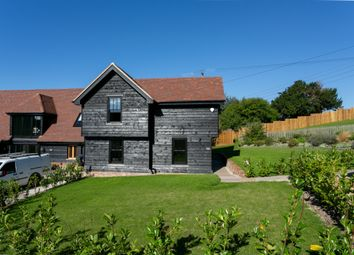 Thumbnail 4 bed cottage for sale in Boyton Court Road, Sutton Valence, Maidstone, Kent