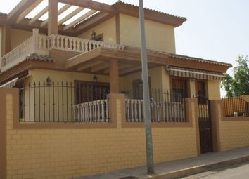 Thumbnail 4 bed villa for sale in Estrecho De San Gines, Murcia, Spain