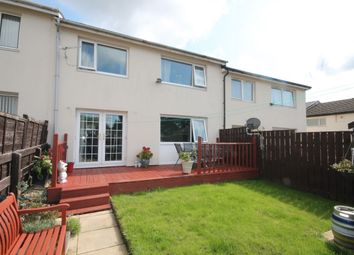 Thumbnail 3 bed terraced house for sale in Corsenside, Newcastle Upon Tyne