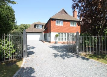 Thumbnail 6 bed detached house for sale in Cross Road, Rustington, West Sussex
