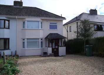 Thumbnail 4 bed detached house to rent in Upper Bloomfield Road, Odd Down, Bath