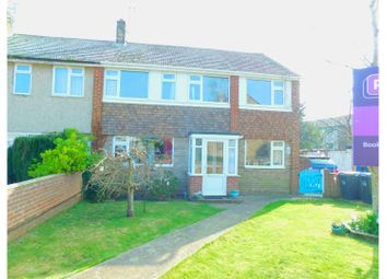 Thumbnail 4 bed end terrace house for sale in Mendip Crescent, Worthing