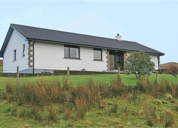 Thumbnail 4 bed detached bungalow for sale in Eynort, Carbost, Isle Of Skye, Highland
