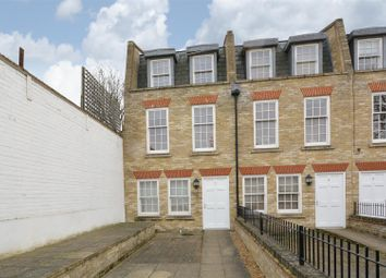 Thumbnail 4 bed terraced house to rent in Montague Mews, London