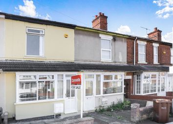 Thumbnail 3 bed terraced house for sale in Bolton Road, Wednesfield, Wolverhampton